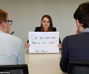 Ces questions sexistes qu'on pose aux femmes en entretien