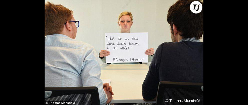 Que pensez-vous du fait de sortir avec un collègue de travail ?