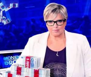 Laurence Boccolini, animatrice de Money Drop sur TF1