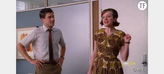 Peggy, la pro pour remonter le moral des troupes