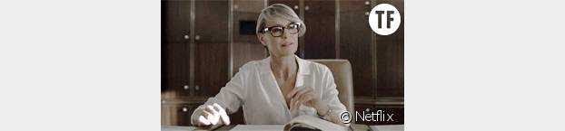Claire Underwood, toujours classy