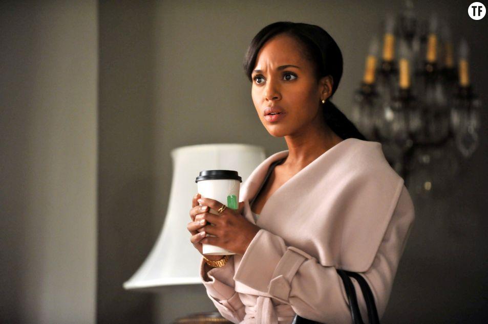 Kerry Washington dans le rôle d'Olivia Pope dans Scandal
