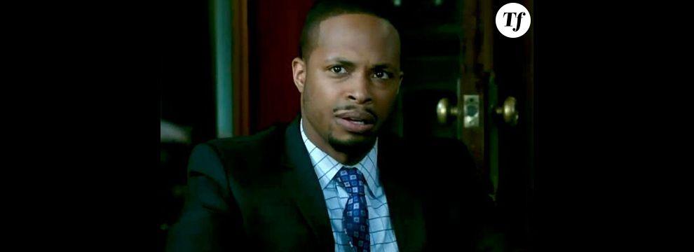 Cornelius Smith Jr. dans le rôle de Marcus Walker