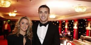 Jules Bianchi : l'hommage émouvant de sa compagne Camille Marchetti (photos)
