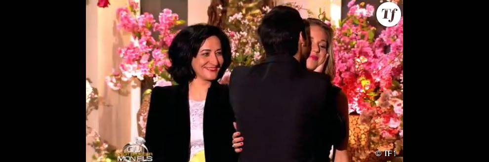 Alexandre repart avec sa mère et Maddy