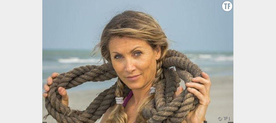 "Koh-Lanta 2015 : Chantal se juge ""agressive et sévère"""