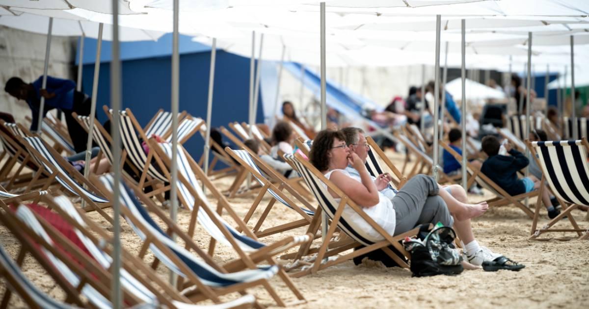 Paris plage 2015 dates de d but et de fin terrafemina - Date fin des soldes hiver 2017 ...