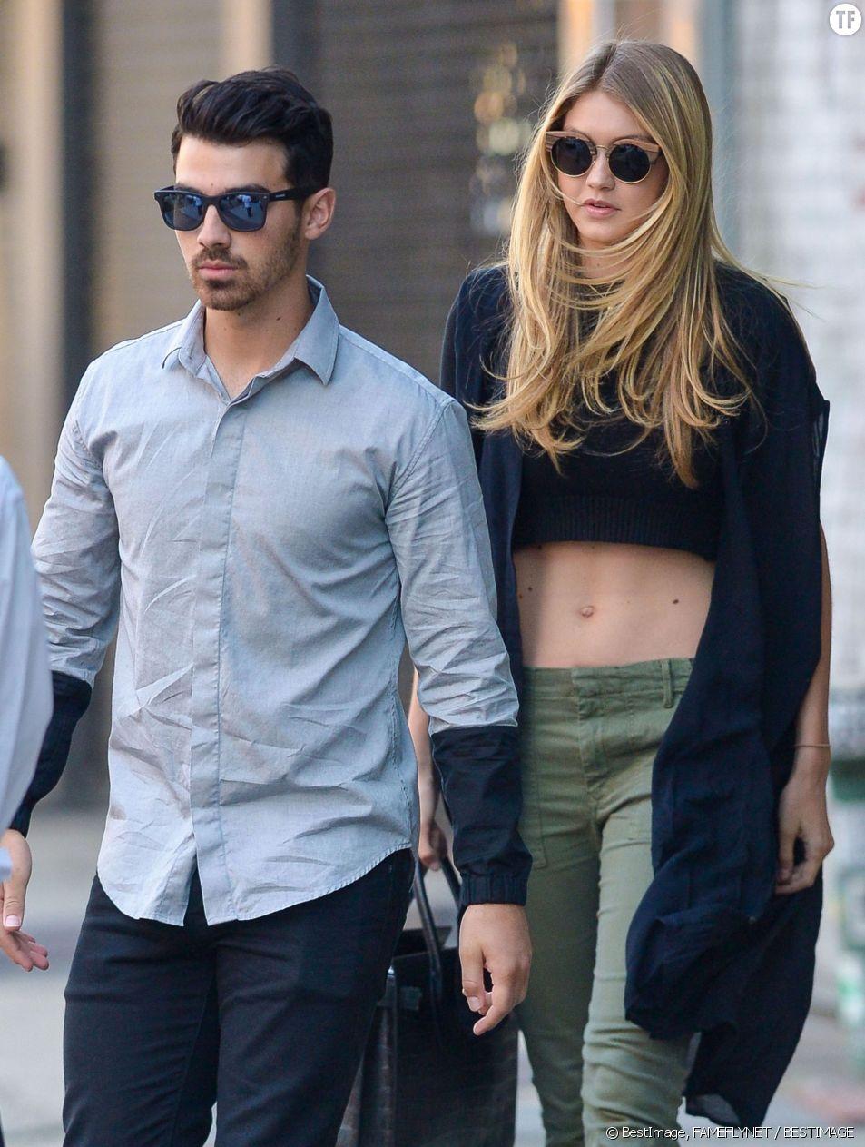 Joe Jonas et Gigi Hadid se montrent plus proches que jamais !
