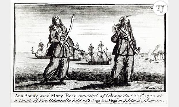 Anne Bonny et Mary Read