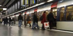 Le harcèlement dans les transports parisiens vus de l'étranger, c'est pas joli joli