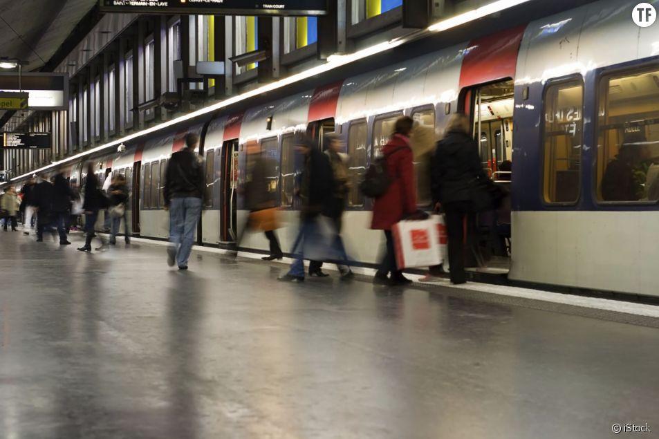 Le harcèlement dans les transports parisiens vus de l'étranger, c'est pas joli-joli
