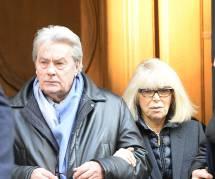 Alain Delon en couple : sa déclaration d'amour à Mireille Darc