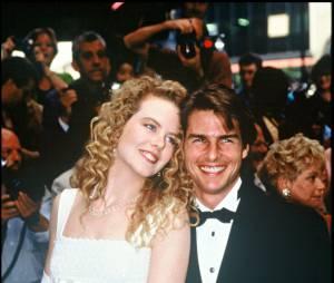 Tom Cruise et Nicole Kidman en 1991