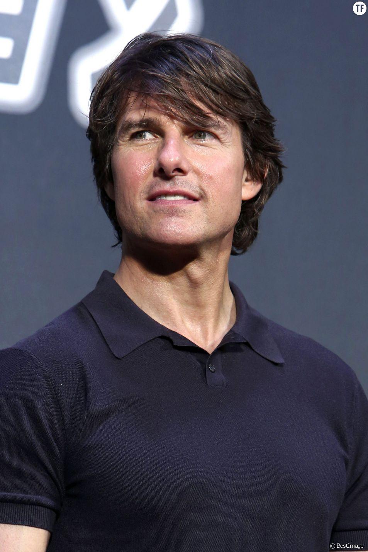 L'acteur et scientologue Tom Cruise