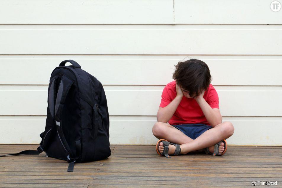 1 enfant sur 10 est victime de harcèlement scolaire