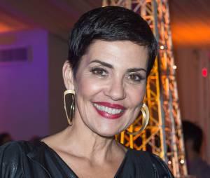 Cristina Cordula affirme s'être sentie plus que bien dans sa peau, lorsqu'elle a pris 24 kilos.
