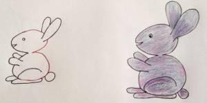 Comment apprendre à un enfant à dessiner avec des chiffres