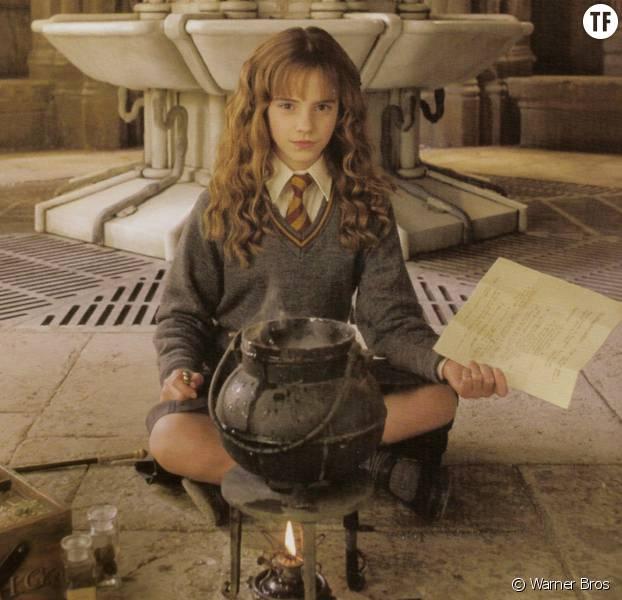 Les héroïnes de littérature jeunesse plus populaires que les héros. ici Hermione d'Harry Potter