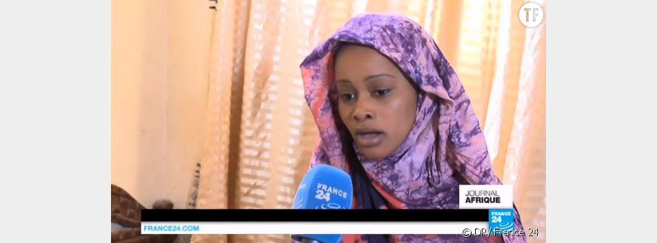 Zouhoura en interview sur France 24