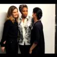 "JUlie Gayet, Imany et Chrysoula Zacharopoulou pour ""Elle"""