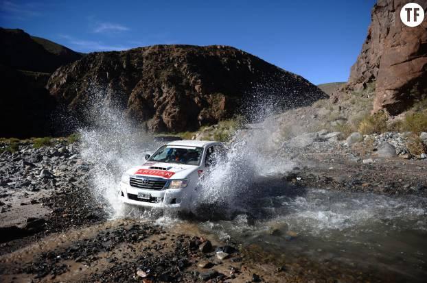 Les épreuves du Rallye Roses des Andes