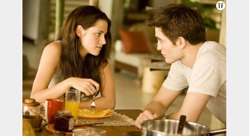 Twilight, chapitre 4 : Révélations, ce lundi 29 février sur W9.