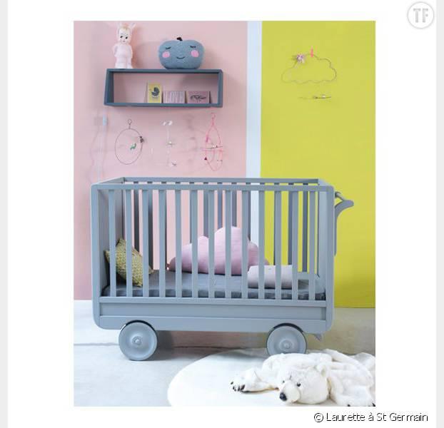 10 jolis lits d 39 enfants ultra originaux rep r s sur le web - Lit roulotte laurette ...