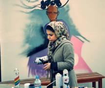 Cette street-artiste afghane utilise le graffiti pour pulvériser les normes