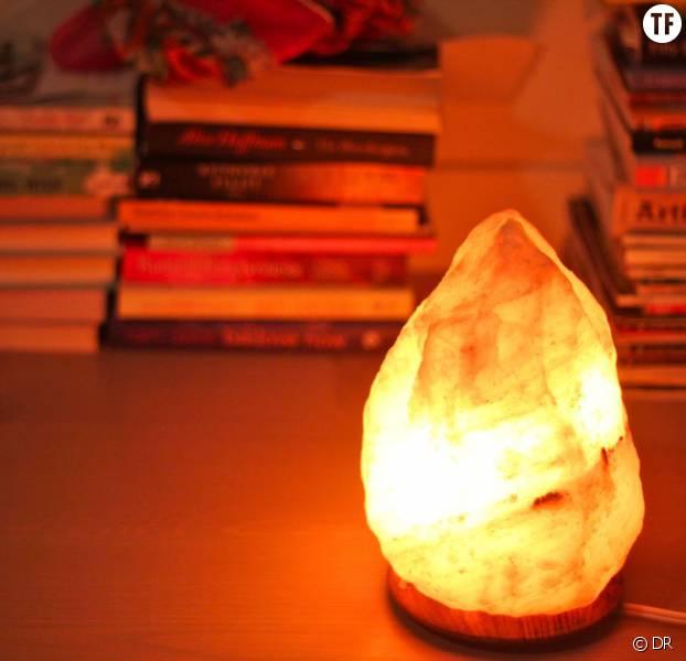 Les bienfaits d'une lampe en sel
