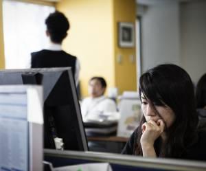 Un tiers des Japonaises victimes de harcèlement sexuel au travail