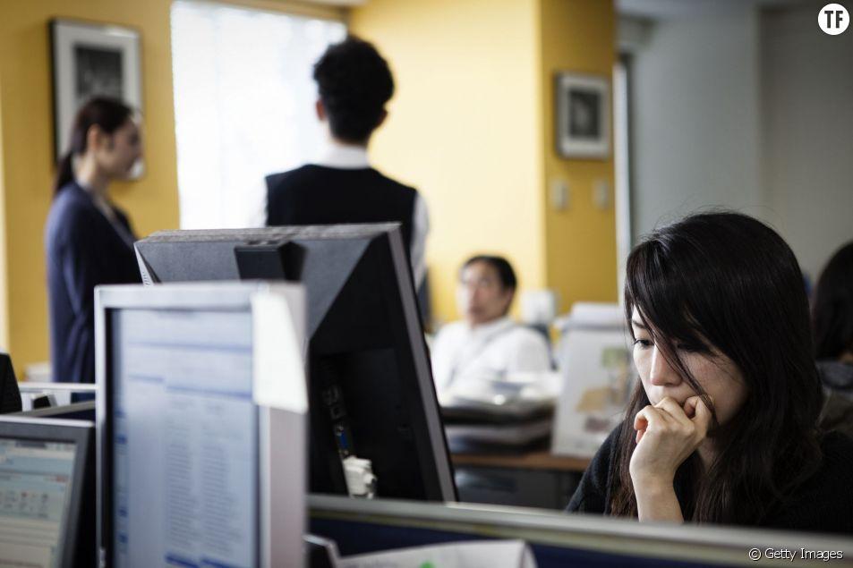 Un tiers des Japonaises sont harcelées au travail