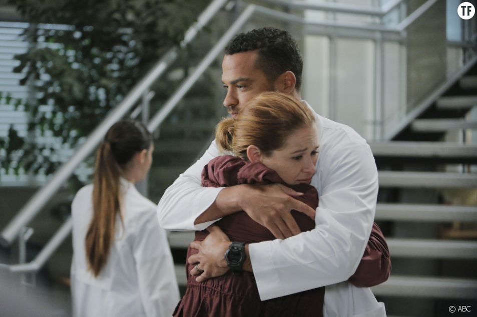 April dans Grey's Anatomy