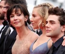 """Cyril Lignac amoureux de Sophie Marceau confirme : """"c'est énorme"""""""