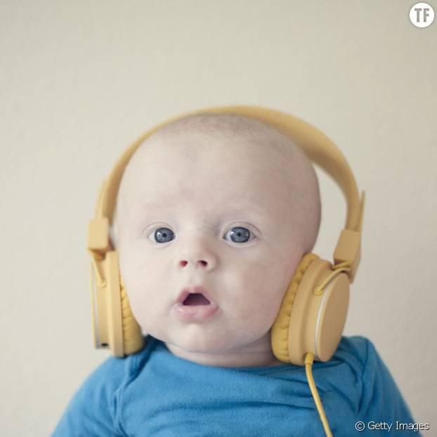 Un casque spécial bébé ?