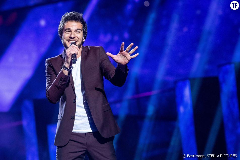 Amir Haddad, candidat français du concours de l'Eurovision 2016