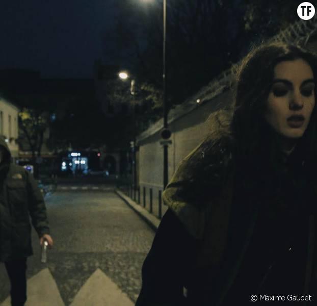Au bout de la rue : 3 minutes sous tension pour dénoncer le harcèlement de rue