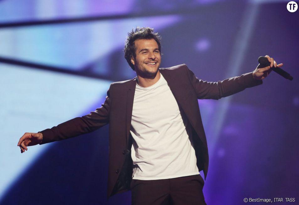 Amir termine en 6ème position de l'Eurovision 2016