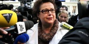 """Christine Boutin exprime sa """"honte"""" envers les ministres mobilisées contre le sexisme"""