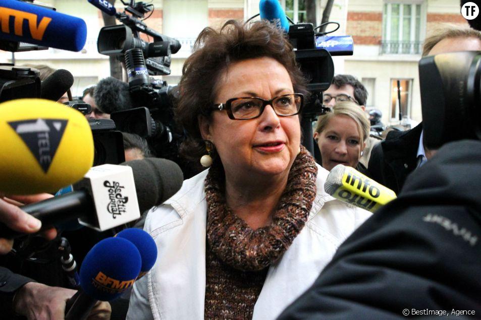 Christine Boutin en 2012