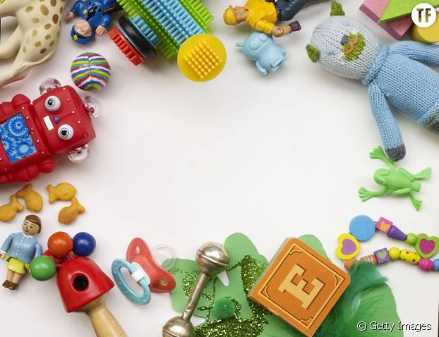 Les jouets au lave-vaisselle