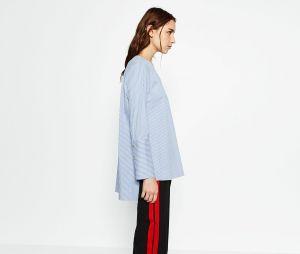 Pantalon Zara à bandes latérales
