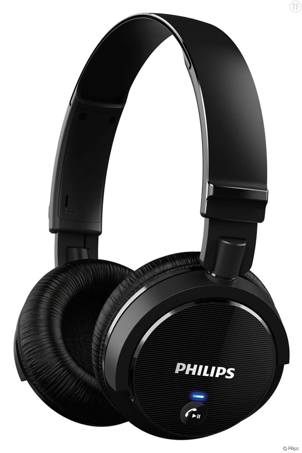 Casque musique Bluetooth Philips 5600 Noir