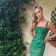 Nina Agdal, sublime sur Instagram