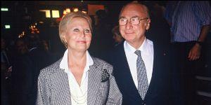 Michèle Morgan : 50 ans d'amour hors normes avec Gérard Oury