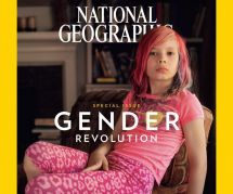 La fillette transgenre en couverture du National Geographic harcelée par des conservateurs