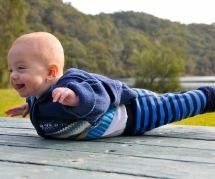 L'étonnante tendance du yoga pour bébé