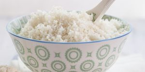 5 façons saines d'utiliser le riz de chou-fleur