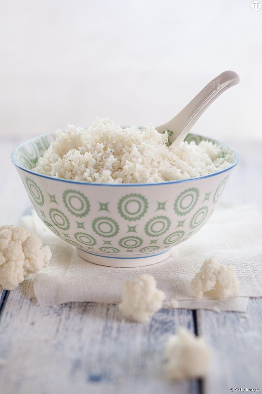 Idées recettes pour cuisiner le riz de chou fleur