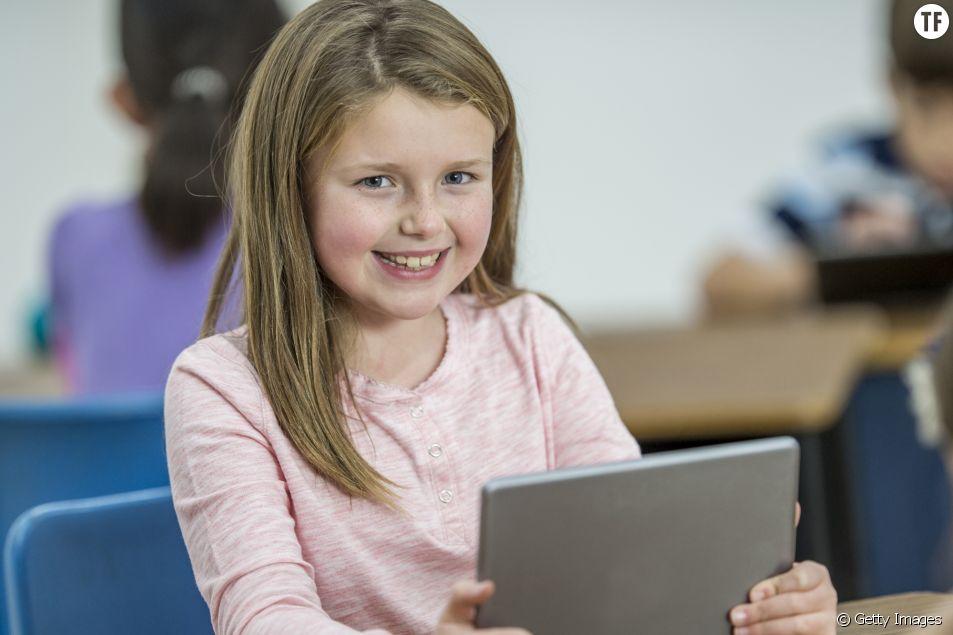 Cette fillette de 7 ans postule chez Google et sa lettre de candidature est géniale