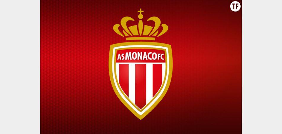 Le logo de l'AS Monaco